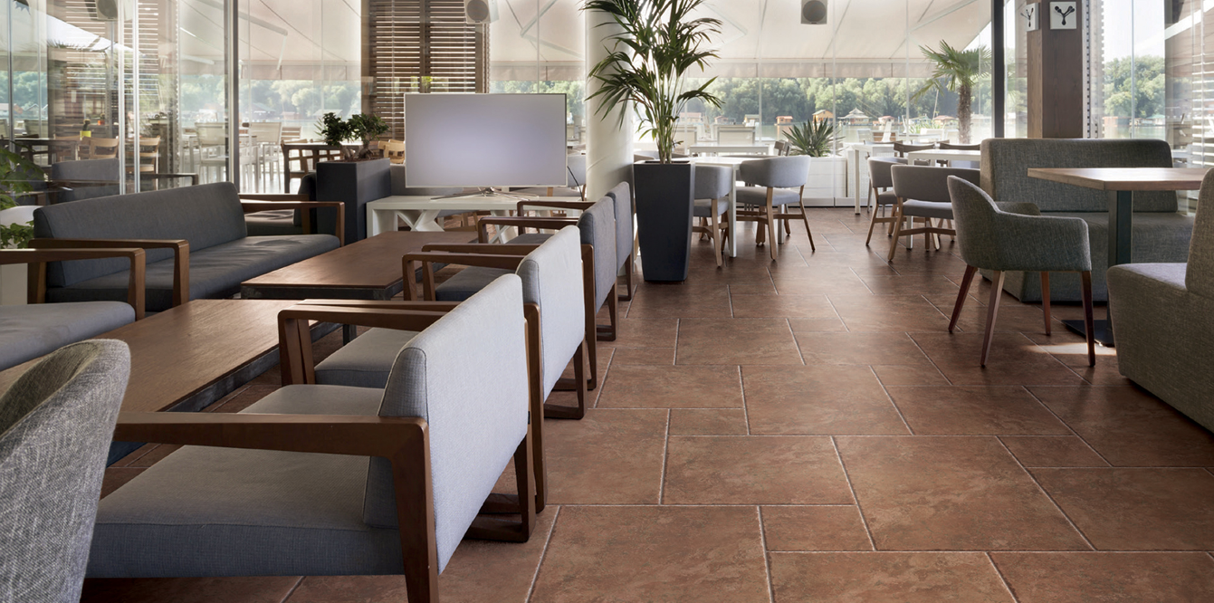 Happy Floors - Pietra D'Assisi Porcelain Tile