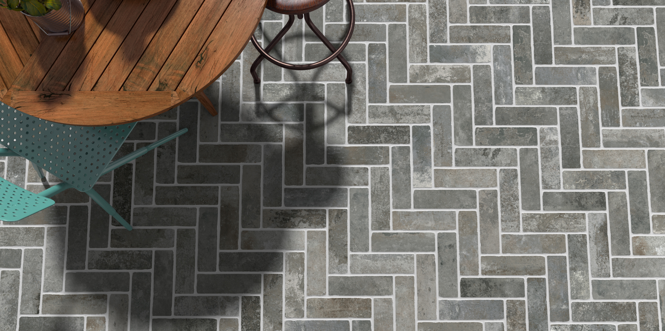 Happy Floors - French Quarter Porcelain Tile