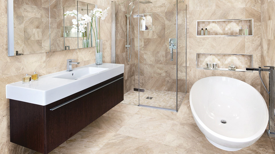 Impero Reale Marble Tile