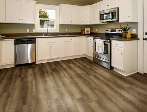 Chesapeake Flooring - Essentials SPC Waterproof Vinyl Plank Flooring