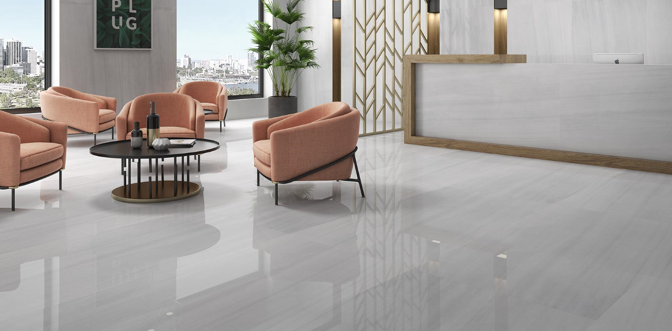 Happy Floors - Macael Porcelain Tile