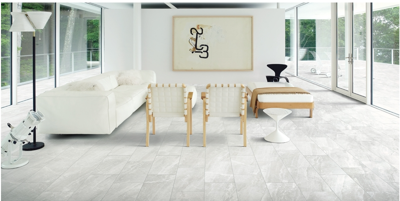 Happy Floors - Flint Tile
