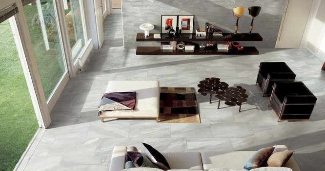 Happy Floors - Bardiglio Tile