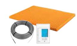 Schluter Systems - Ditra Heat-E-Kit (5 sheets)