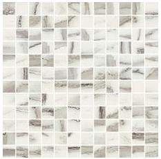 "Happy Floors - 1""x1"" Italia Natural Mosaic (12""x12"" Sheet)"