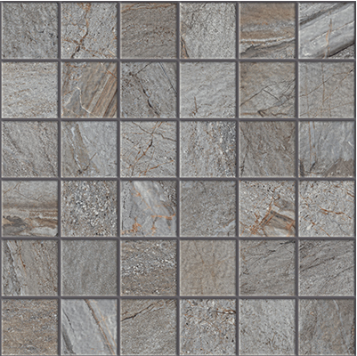 "Happy Floors - 2""x2"" Utah Granite Mosaic (12""x12"" Sheet)"