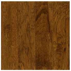 """Armstrong - Rural Living Fall Canyon 1/2"""" Thick x 5"""" Wide Hickory Engineered Hardwood Flooring w/ Densitek (Low Gloss)"""