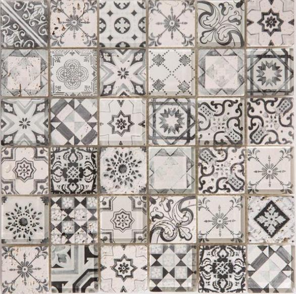 Arvex Digital Printed Glass Amp Stone Mosaic Tile Ce16 H