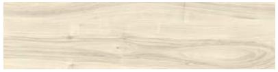 "Castelvetro - 8""x32"" More Bianco Porcelain Tile (Rectified Edges)"