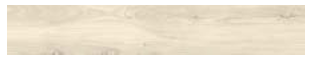"Castelvetro - 8""x48"" More Bianco Porcelain Tile (Rectified Edges)"