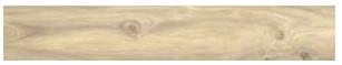 """Castelvetro - 8""""x48"""" More Miele Porcelain Tile (Rectified Edges)"""