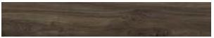 """Castelvetro - 8""""x48"""" More Noce Porcelain Tile (Rectified Edges)"""