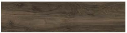 """Castelvetro - 8""""x32"""" More Noce Porcelain Tile (Rectified Edges)"""