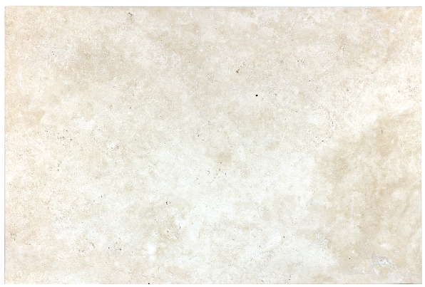 "16""x24"" Ivory Travertine Straight Edge & Brushed Tile 73-548"