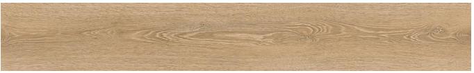 """Happy Floors - 7""""x48"""" Chateau Honey Easy Luxury Rigid Core Vinyl Plank Tile"""