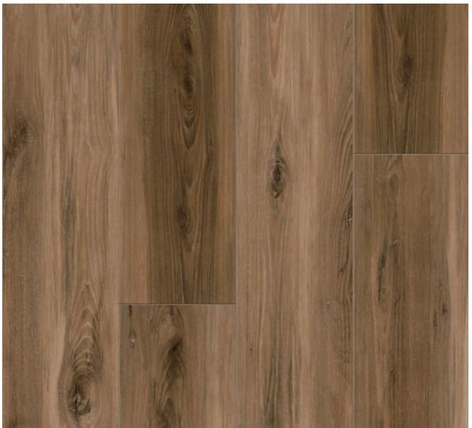 "Armstrong - 9""x72""x0.28"" thick Empower Viking Hickory - Flaxen Field Luxury Vinyl Plank"