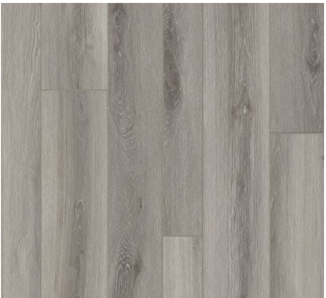 "Armstrong - Empower Scandia Oak - Tundra Gray Multi-Width Luxury Vinyl Plank (4.3"",5.9"" & 7.13"" x 72"" Long)"