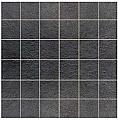 "Emiliana - 2""x2"" Metropolis Black 05 Mosaic (12""x12"" sheet)"
