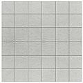 """Emiliana - 2""""x2"""" Metropolis Grey 03 Mosaic (12""""x12"""" sheet)"""