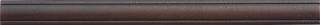 "Questech - 1""x12"" Cast Metal Dark Oil Rubbed Bronze Dome Liner"