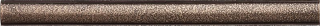 "Questech - 1""x12"" Cast Metal Antique Bronze Classic Liner"