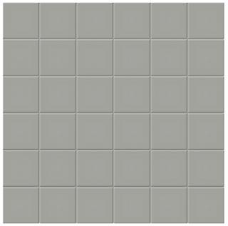 """Anatolia - 2""""x2"""" Soho Matte Taupe Mosaic (12""""x12"""" sheet)"""