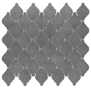 Anatolia - Stainless Steel Lantern Mosaic Tile 79-156
