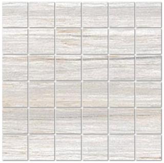 "Mediterranea - 2""x2"" Sahara Sand Mosaic (12""x12"" sheet)"