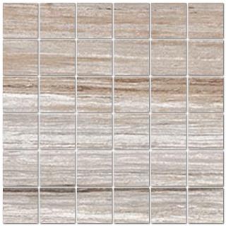 "Mediterranea - 2""x2"" Sahara Autumn Mosaic (12""x12"" sheet)"