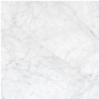 "12""x12"" Bianco Carrara Honed Marble"