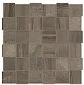 "Anatolia - 2""x2"" Amelia Earth Basketweave Mosaic (12""x12"" sheet)"