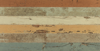 "Florim - 3""x36"" Charleston Multicolor Porcelain Tile"