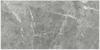 "Anatolia Tile - 10""x20"" Regency Carbon Wall Tile (Glossy)"
