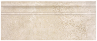"""5""""x12"""" Allure Crema Honed Marble Baseboard Molding 77-389"""