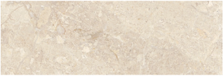 """3""""x9"""" Impero Reale Honed Marble Tile 72-073"""
