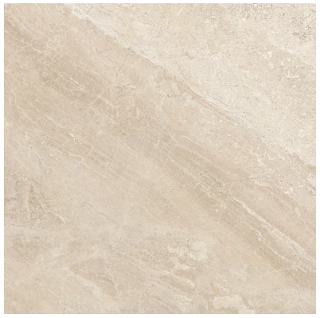 """24""""x24"""" Impero Reale Honed Marble Tile 72-655"""
