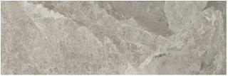 "3""x9"" Phantasie Gray Polished Marble Tile 72-076"