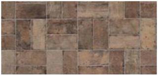 "Mediterranea - 4""x8"" Chicago State Street Porcelain Tile"