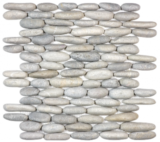 Anatolia - Spa Vitality Mica Stacked Pebble Mosaic Tile
