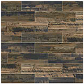 "Marazzi - 9""x36"" Preservation Aged Walnut Porcelain Tile (Rectified Edges)"