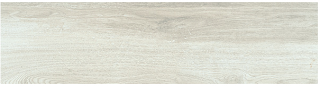 "Happy Floors - 9""x36"" North Wind White (Rectified)"