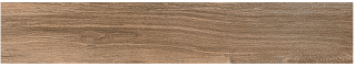 "Happy Floors - 6""x36"" North Wind Brown (Rectified)"
