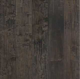 """Hartco - American Scrape 3/4""""x5"""" Nantucket Solid Maple Hardwood Flooring"""