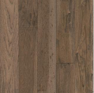 "Hartco - American Scrape 3/4""x5"" Heritage Spirit Solid Hickory Hardwood Flooring"