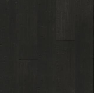"Hartco - American Scrape 3/8""x5"" Smokehouse Hickory Engineered Hardwood Flooring w/ Densitek"