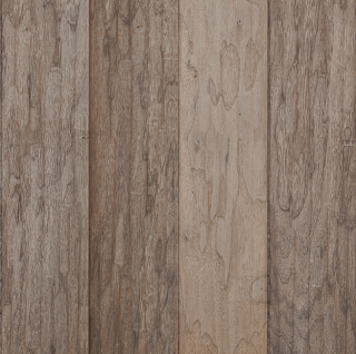 """Hartco - American Scrape 1/2""""x5-3/4"""" Walnut Garden Walnut Engineered Hardwood Flooring w/ Densitek"""