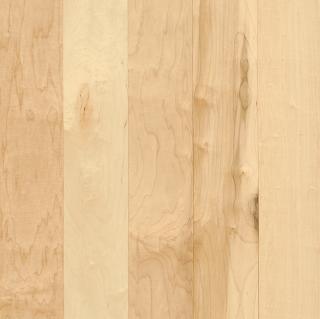 "Hartco - Prime Harvest 3/4"" x 3-1/4"" Natural Solid Maple Hardwood Flooring"