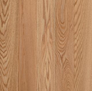 "Hartco - Prime Harvest 3/4"" x 2-1/4"" Natural Solid Oak Hardwood Flooring (Low Gloss)"