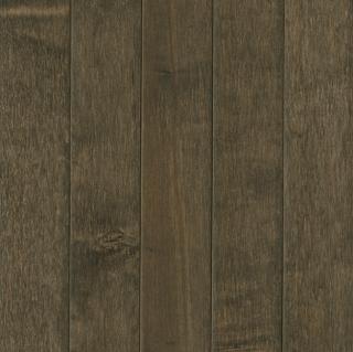"Hartco - Prime Harvest 3/4"" x 5"" Canyon Gray Solid Maple Hardwood Flooring"