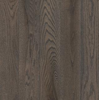"Hartco - Prime Harvest 3/4"" x 3-1/4"" Oceanside Gray Solid Oak Hardwood Flooring (Low Gloss)"